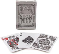 Bicycle Premium Silver Steampunk kártya