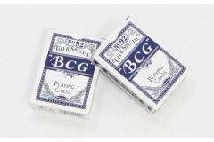 BCG papír pókerkártya