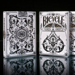 The United Stated Playing Card Company Bicycle Archangels kártya