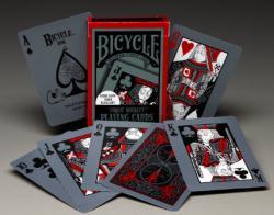 Bicycle Tragic Royalty kártya