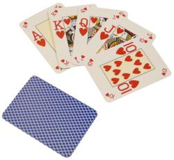 Modiano Cards Poker Index 100% plasztik - 4 mini, 2 Jumbo Indexes