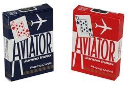 Aviator Jumbo Indexes pókerkártya