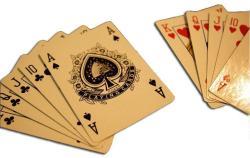 No92 100% Plasztik kártya (dupla pakli)