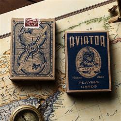 Aviator Heritage pókerkártya