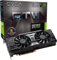 EVGA GeForce GTX 1060 FTW GAMING ACX 3.0 6GB GDDR5 192bit (06G-P4-6268-KR)