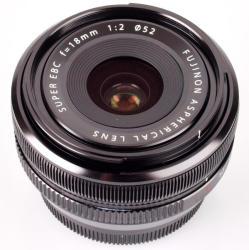Fujifilm XF 18 F/2.
