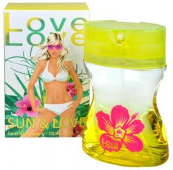 Parfums Love Love Sun & Love EDT 35ml
