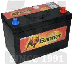 Banner Power Bull 95Ah 760A Jobb+ Ázsia