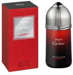 Cartier Pasha de Cartier Edition Noire Sport EDT 50ml