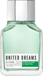 Benetton United Dreams Men - Be Strong EDT 100ml