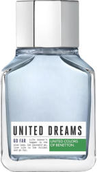 Benetton United Dreams Men - Go Far EDT 100ml