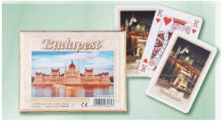 Piatnik Budapest szuvenír 2010 2*55 lap