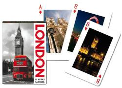 Piatnik London exkluzív römikártya 1*55 lap