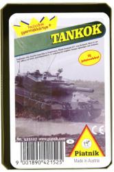 Piatnik Tankok technikai gyermekkártya