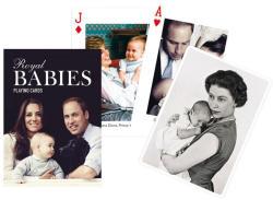 Piatnik Royal Babies exkluzív römikártya 1*55 lap
