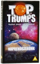 Piatnik Top Trumps Naprendszerünk gyűjthető kártya