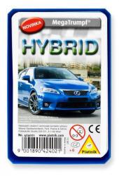 Piatnik Hybrid autómodellek technikai kártyajáték