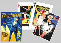 Piatnik That's Entertainment exkluzív römikártya 1*55 lap