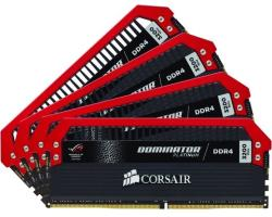 Corsair Dominator Platinum ROG 32GB (4x8GB) DDR4 3200MHz CMD32GX4M4C3200C16-ROG