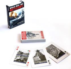 Piatnik II. Világháborús hadihajók exkluzív römikártya 1*55 lap