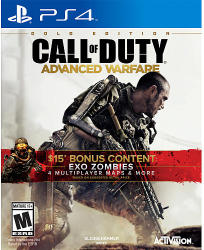 Activision Call of Duty Advanced Warfare [Gold Edition] (PS4)