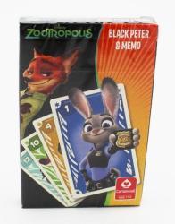 Piatnik Zootropolis - Állati nagy balhé kártya
