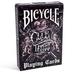 Bicycle Club Tattoo pókerkártya
