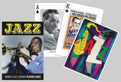 Piatnik Jazz exkluzív römikártya 1*55 lap