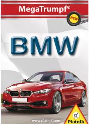 Piatnik BMW autóskártya 2015