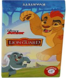 Piatnik Lion Guards - Az oroszlán őrség kvartett kártya