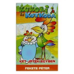 Kukori és Kotkoda Fekete Péter kártya