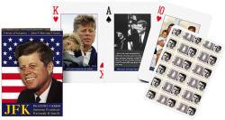 Piatnik JFK-Kennedy exkluzív römikártya 1*55 lap