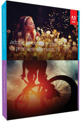 Adobe Photoshop Elements 15 + Premiere Elements 15 65273581
