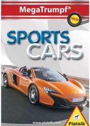 Piatnik Sportautók autóskártya 2015