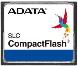 ADATA Compact Flash IPC17 SLC 1GB IPC17-001GW