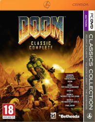 Bethesda Doom Classic Complete [Classics Collection] (PC)