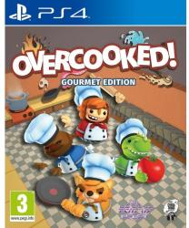Team 17 Overcooked! [Gourmet Edition] (PS4)