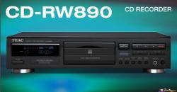 TEAC CD RW890