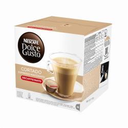 NESCAFÉ Dolce Gusto Cortado Espresso Macchiato Decaffeinato 16