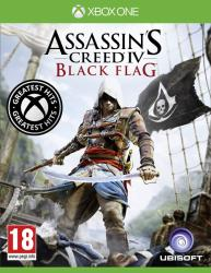 Ubisoft Assassin's Creed IV Black Flag [Greatest Hits] (Xbox One)
