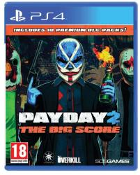 505 Games Payday 2 The Big Score (PS4)
