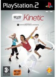 Sony EyeToy Kinetic (PS2)
