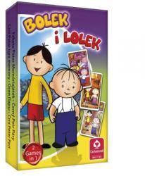 Cartamundi Lolka és Bolka Mini Fekete Péter kártya