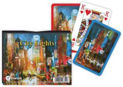 Piatnik City Lights römikártya