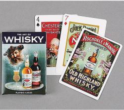 Piatnik Whisky exkluzív römikártya