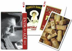 Piatnik Bortörténet exkluzív römikártya
