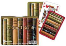 Piatnik A Good Read römikártya