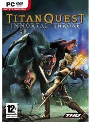 THQ Titan Quest Immortal Throne (PC)
