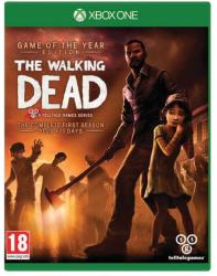 Telltale Games The Walking Dead A Telltale Games Series [Game of the Year Edition] (Xbox One)