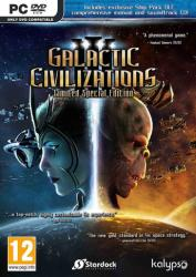 Kalypso Galactic Civilizations III [Limited Special Edition] (PC)